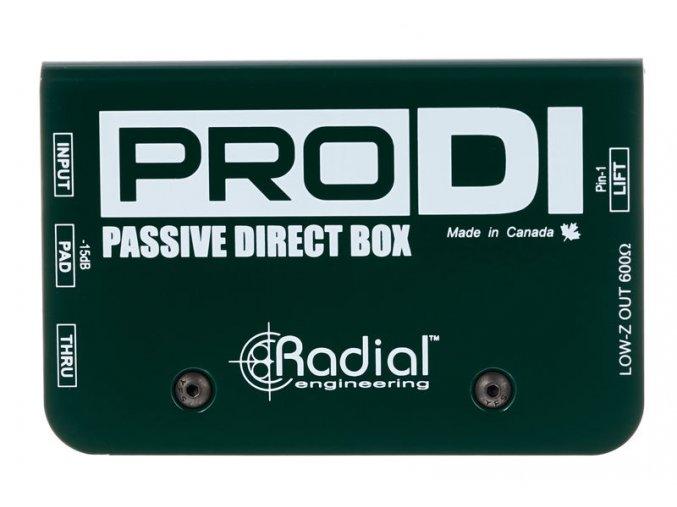 Radial ProDI
