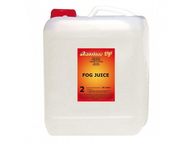 ADJ Fog juice 2 medium --- 20 Liter