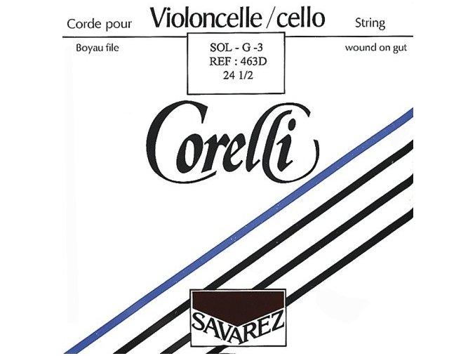 Corelli Strings For Cello Gut 25 1/2
