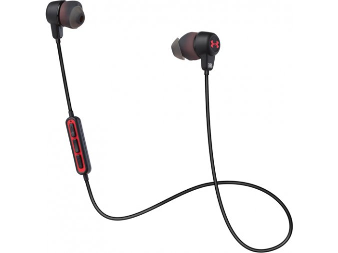 JBL Under Armour Headphones Wireless Black