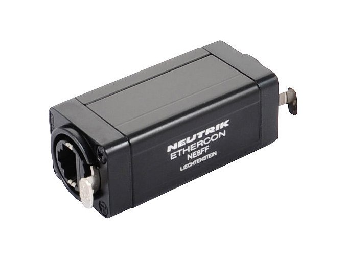 NEUTRIK Ethernet Adapter RJ45<->RJ45