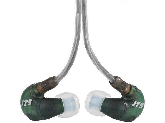 JTS IE-5 stereo in-ear sl˙chadlß