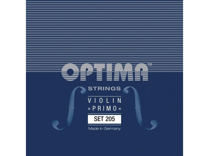 Optima Strings For Violin Gold head Set
