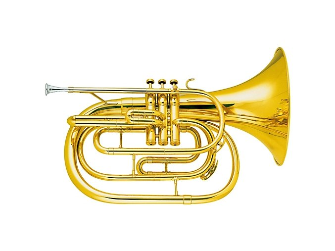 King Marching Bb-French Horn 1122 Professional 1122