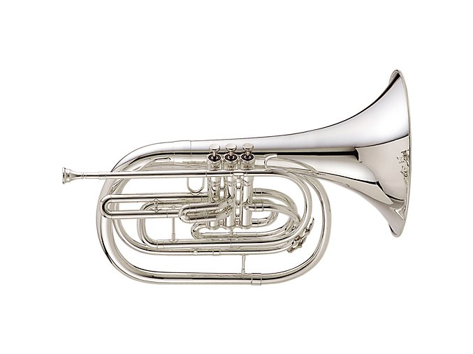 King Marching Bb-French Horn 1122 Professional 1122SP