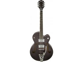 Gretsch G6120SH-TBLK Brian Setzer Hot Rod with Bigsby, Tuxedo Black