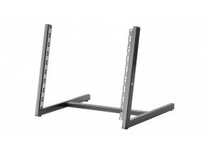 K&M 40900 Rack desk stand black