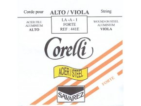 Corelli Strings For Viola 20 1/4