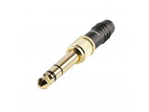 SOMMER HICON-Klinke 3,5male + 6,3 Adapter 3-pol