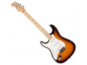 Fender American Vintage '56 Stratocaster Left-Handed, Maple Fingerboard, 2-Colo