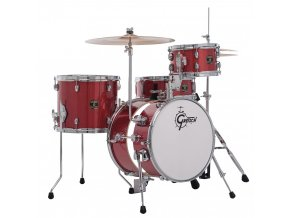 Gretsch Shellpack Catalina Club Street Kit Red Sparkle