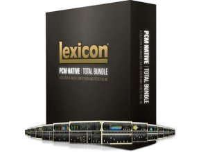 Lexicon Total Bundle (Reverb + Effects Plug-ins)