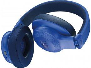 JBL E55 BK blue