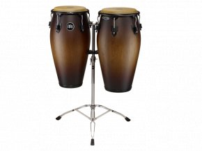 "MEINL CONGA SET 11"" & 11 3/4"" INCL. DOUBLE STAND"