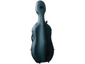 GEWA Cases Cello case Idea X-Lite 3.9 platin grey/burgundy