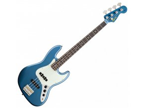 Fender James Johnston Jazz Bass, Rosewood Fingerboard, Lake Placid