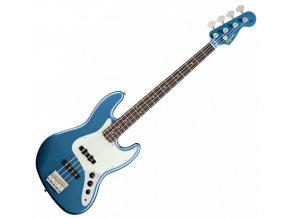 Squier James Johnston Jazz Bass, Rosewood Fingerboard, Lake Placid