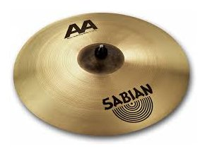 "SABIAN 21"" RAW BELL DRY RIDE"
