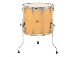 "Gretsch Floor Tom Brooklyn Series 14x14"" Natural Satin"