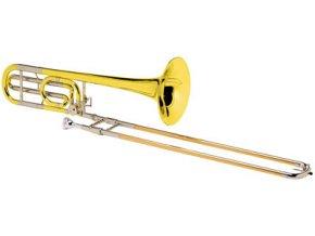C.G. Conn Bb/F-Tenor Trombone 88H Symphony 88HY