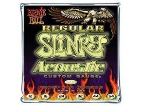 Ernie Ball Slinky Acoustic Phosphor Br. Regular.012-.054