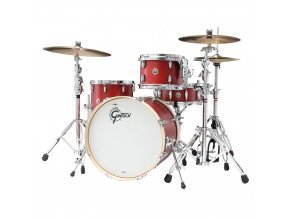 Gretsch Shellpack Brooklyn Series 8x12TT/14x14FT/14x18BD Tabasco Satin