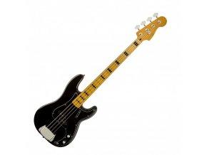 Squier Squier Classic Vibe P Bass '70s, Maple Fingerboard, Black