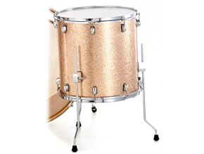 "Gretsch Floor Tom Catalina Club 14x14"" Copper Sparkle"