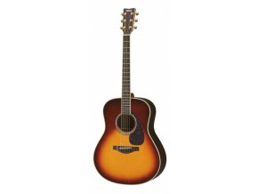 YAMAHA LL6 Brown Sunburst