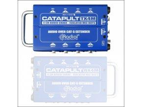 Radial Catapult TX4M