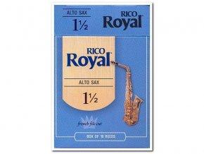RICO RJB1035 ROYAL alt saxofon 3.5