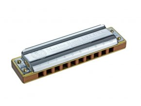 HOHNER Marine Band Deluxe 2005/20 A