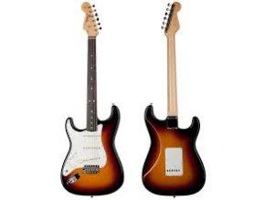 Fender American Vintage '65 Stratocaster Left-Handed, Round-Lam Fingerboard, 3-