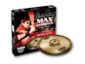 SABIAN LOW MAX STAX