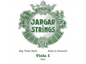 """Jargar Viola Dolce """"G"""" silver"""