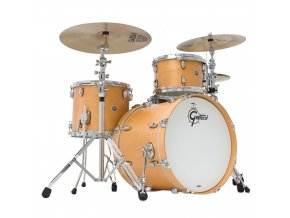 Gretsch Shellpack Brooklyn Series 8x12TT/12x14FT/16x20BD Natural Satin
