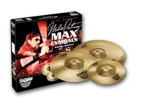 SABIAN AAX MAX SPLASH SET