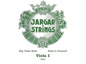 Jargar Viola Medium Set silver