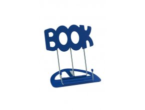 K&M 12440 Uni-Boy »Book« stand blue
