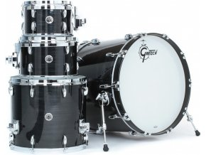 Gretsch Shellpack Brooklyn Series 8x12TT/12x14FT/16x20BD Black Oyster