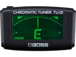 Roland-Boss TU-01 CHROMATIC TUNER