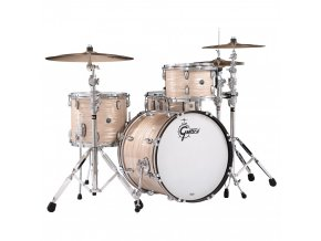 Gretsch Shellpack Brooklyn Series 8x12TT/12x14FT/16x20BD Vintage Cream