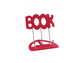K&M 12440 Uni-Boy »Book« stand red
