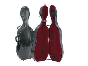 GEWA Cases Cello case Idea Original Carbon 2.9 Interior bordeaux