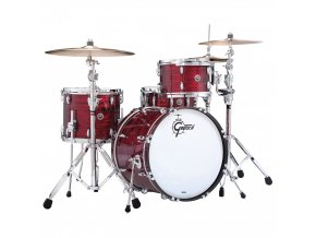 Gretsch Shellpack Brooklyn Series 8x12TT/12x14FT/16x20BD Red Oyster