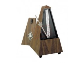 Wittner Metronome Pyramid shape Walnut grain 845131