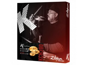 ZILDJIAN K Custom hybrid box set 390