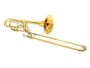 C.G. Conn bass trombone 62H Professional 62H