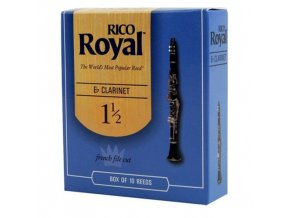 RICO RBB1025 ROYAL Eb klarinet 2.5