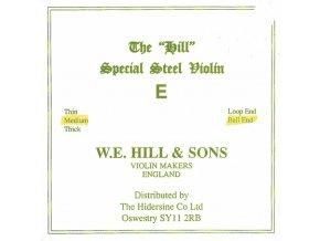 Hill Strings For Violine Medium